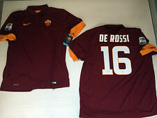 best sneakers aba26 8761b AS ROMA Nike HOME Shirt JERSEY 635818 678 size L ...