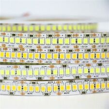 DC 12V/24V 10mm Double PCB 2835 SMD 1200 LED Strip ip20 Non waterproof SMD 3528