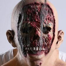 Mask Bloody Zombie Haunted House Cosplay Skull Horror Halloween Party