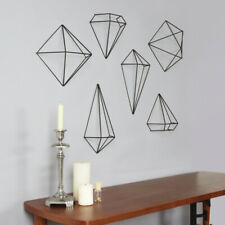 Umbra Prisma 6-Piece Geometric Decor for Wall or Table Top