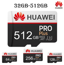 NEW Huawei 128GB 256GB 512GB SD Memory Card Class10 TF Flash Memory Car