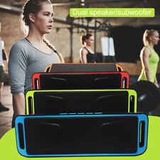 LOUDSPEAKER WIRELESS BLUETOOTH HIGH BASS PORTABLE INDOOR OUTDOOR STEREO SC208