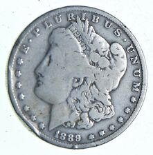 Early 1889-O Morgan Silver Dollar - 90% US Coin *234