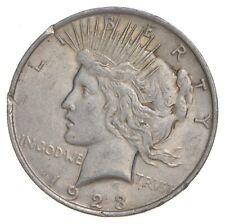 Early - 1923 - Peace Silver Dollar - 90% US Coin *924