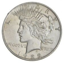 Early - 1923 - Peace Silver Dollar - 90% US Coin *333