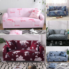 Stretch Sofa Covers,1-4 Seats Chair Loveseat Couch Fabric Slipcovers Protector