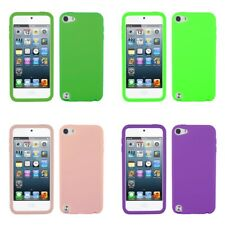 Apple iPod Touch 5th Gen Case Silicone Soft Phone Cover Skin Accessory