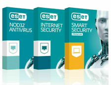 ESET Internet Security/NOD32 Antivirus license 2020(1PC - 1 Year) promotion sale