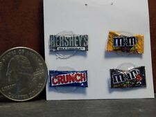 Dollhouse Miniature Candy Bars Food  1:12 one inch scale H65  Dollys Gallery