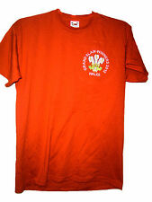 WALES GRAND SLAM WINNERS 2012 COTTON T SHIRT NEW  EMBROIDED S M L XL XXL 3XL RED