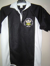 WALES GRAND SLAM WINNERS 2012 RUGBY STYLE UNISEX SHIRT NEW BIG 3XL 4XL 5XL BLACK