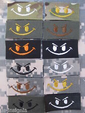 EVIL SMILE SPECIAL OPS SWAT MORALE ARMY MILITARY MULTICAM ACU UCP AUFNÄHER PATCH