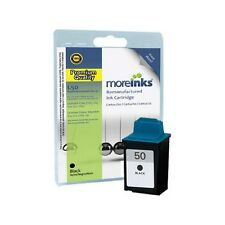 Remanufactured No.50 Black Ink Cartridge for Lexmark Compaq Printers