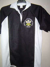 WALES GRAND SLAM 2012 WINNERS RUGBY STYLE SHIRT NEW  S M L XL XXL BLACK  AWESOME