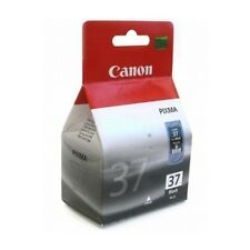 Genuine Canon PG-37 Black Ink Cartridge 2145B001 for Pixma Printers