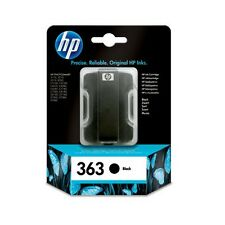 Genuine HP 363 Black Printer Ink Cartridge C8721EE for Photosmart C5170 & more