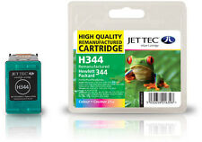 Remanufactured Jettec HP344 Tri-Colour Ink Cartridge for Photosmart 335V & more