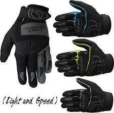 GHOST Freeride Enduro Gloves AM Handschuhe Green/Black/Blue NEU