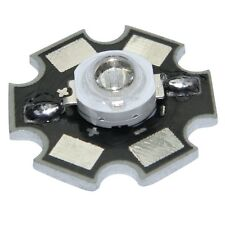 5x HighPower Led 1 Watt auf Star Platine 350mA 1 W Hochleistungs Chip High-Power
