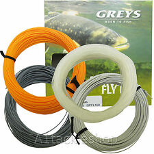 Greys Platinum Trout Fly Fishing Line Floating Intermediate and Sinking
