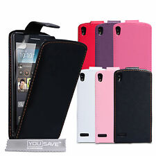 Accessories For The Huawei Ascend P6 PU Leather Flip Case Cover & Screen Film