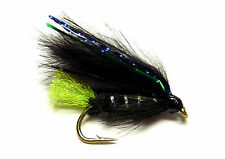 3x, 6x or 12x Fly Fishing Trout Flies (SCOT90) - MINI FLASH VIVA -  Trout Lure