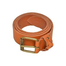 Mens Firetrap Coup Genuine Leather Belt