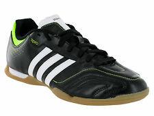 Adidas 11Questra IN Casual Black Fashion Sports Mens Trainers UK6-11