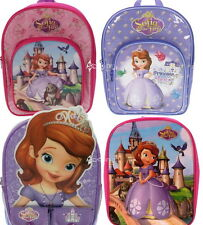 Princess Sofia the First School Bag Backpack Rucksack New Gift 8 Designs