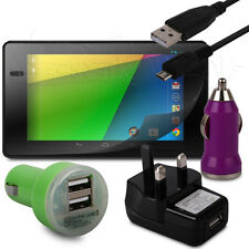 Choose A Range Of Accessories to Charge/Protect Your ASUS Google Nexus 7 Tablet