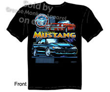 Mustang T Shirts Ford Shirt Mustang Clothes Muscle Car Apparel Automotive Shirts