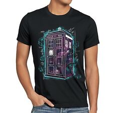 Dr. Doktor Who Space T-Shirt Herren dalek dr police who doctor tardis box tv