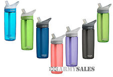 Camelbak Eddy - Hydration/Water Tritan Sport Bottle - NEW Colours!! 0.6L / 600ml