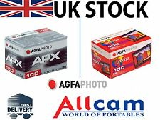 Agfa Films for SRL cameras : APX Professional, CT Precisa, different packages