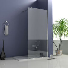 700-1400mm Walk In Shower Enclosure Wet Room Screen Panel Glass Great Value