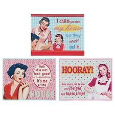 Gift Novel Vintage Shabby Chic Tin Home Metal Signs