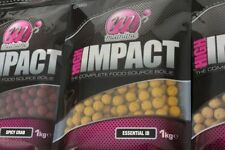 Mainline Baits NEW High Impact Shelf Life Boilies 15mm Or 20mm 5kg *All Flavours