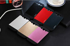 MOTOMO INO Brushed Metal Hard Back Case Cover For Samsung Galaxy Grand 2 G7106