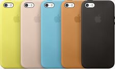 Premium Hard Rubberised Flexible Back Cover Case For Apple iPhone 5 5S