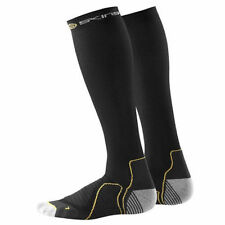 Skins Essentials Active Compression Socks [pair] Black, White or Yellow, [XS-XL]