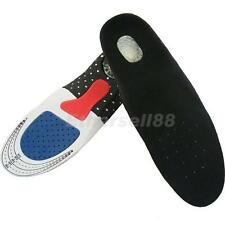 Gel EVA Orthotic Insoles Insert Arch Heel Support Sport Running Shoe Pad Cushion
