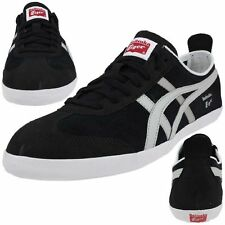 Asics Onitsuka Tiger Mexico 66 Vulc SU suede Schuhe Lifestyle schwarz