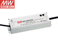 MeanWell LED Netzteil HLG-120H 120W IP65 PFC IP67 TÜV LED wasserfest justierbar