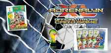Panini Adrenalyn XL FIFA World Cup 2014 Brazil  210 Card Base Set + BONUS CARDS
