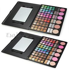 78 Colori Tavolozza Palette Ombretti Fard Blush Trucco Make Up Professionale HOT