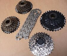 NEW KMC Z51 Chain & Freewheel or Cassette 6 7 8 Speed Bike Bicycle MTB Road