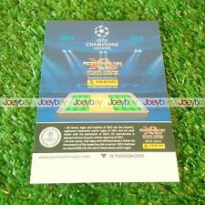 13/14 FANS FAVOURITES GOAL STOPPERS CARD CHAMPIONS LEAGUE ADRENALYN XL 2013 2014