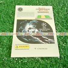 12/13 FANS FAVOURITE GOAL STOPPER CHAMPIONS LEAGUE CARD PANINI ADRENALYN XL 2012