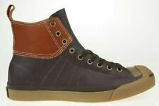 Converse Jack Purcell JOHNNY DB HI Leder coffee Schuhe BOOT Men Special Edition