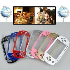 Front Faceplate Fascia Shell Case Cover Skin Replacement Part For SONY PSP 1000